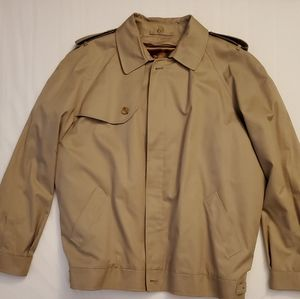 BURBERRY FRENCH MEN HALF COAT